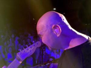 התנגשות בין אף לגיטרת פנדר